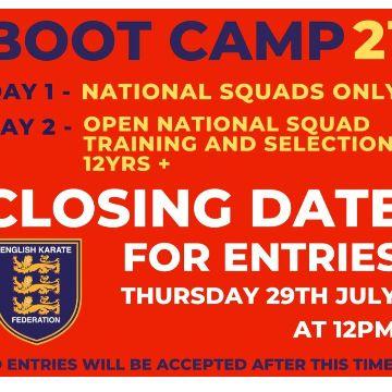 Thumbnail for EKF Boot Camp Health Protocol