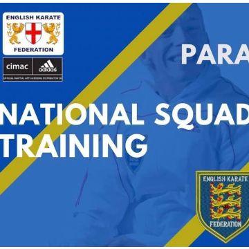 Thumbnail for National Para Squad Training