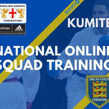 Thumbnail for National and Elite Kumite Athletes Session