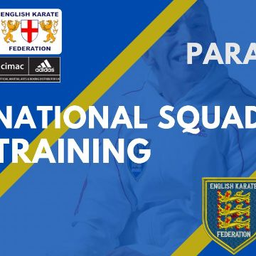 Thumbnail for Para National Squad Training